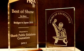 PRSA Silver Anvil Award of Excellence